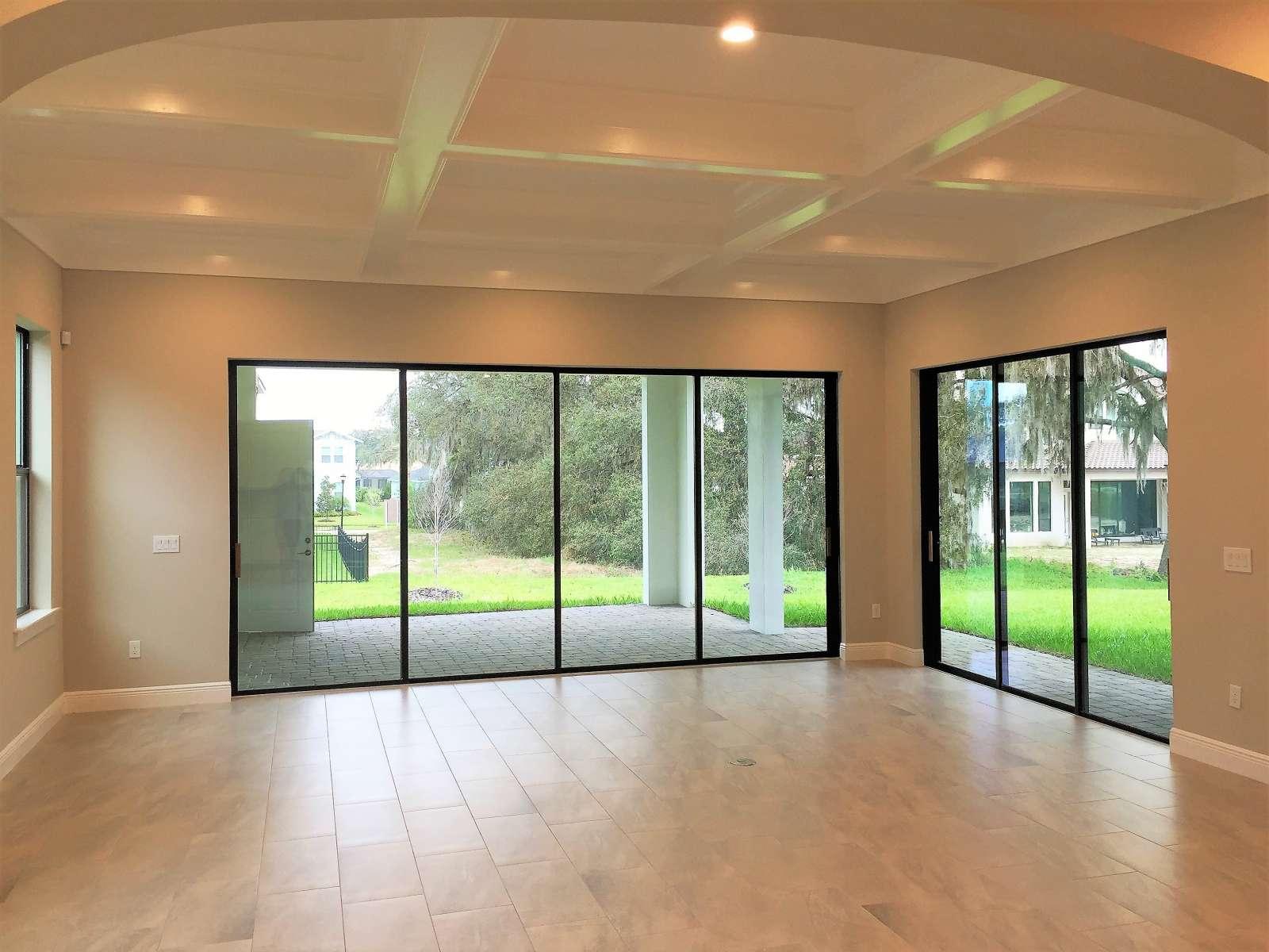 Sabal Homes FL Tradewind 4 Family Room
