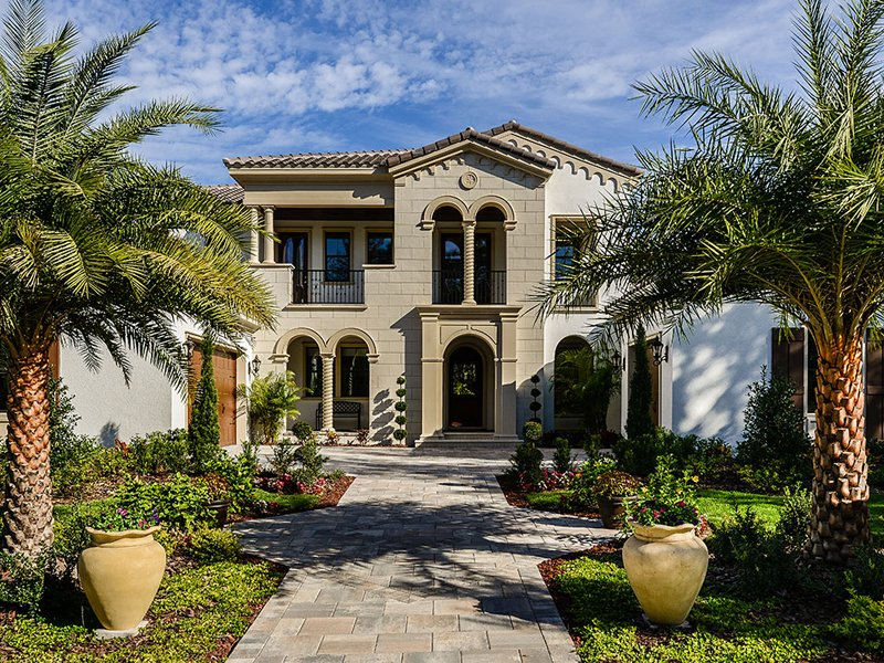 Sabal Homes Tampa Custom Luxury Home Builder Exterior