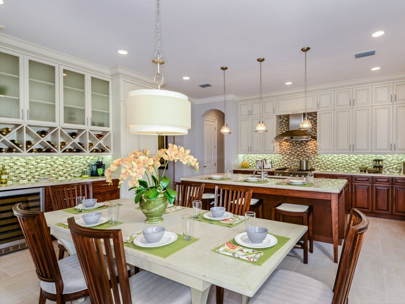 Sabal Homes Tampa Custom Luxury Home Builder Kitchen